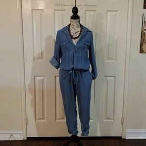 Cute and Comfortable Mechanic Jumpsuit